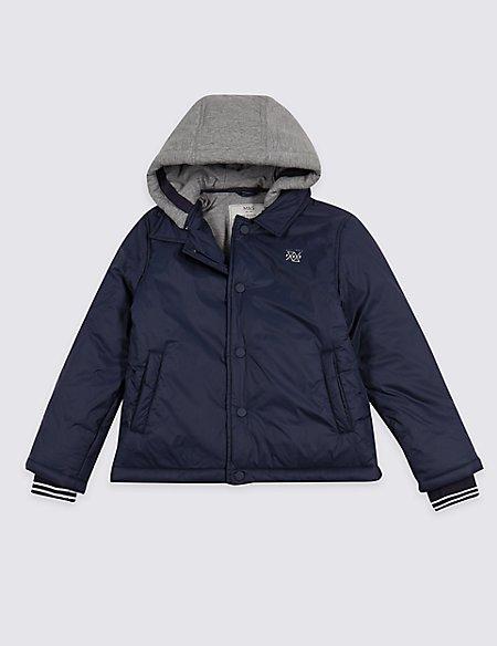 Hooded Jacket (3-16 Years)