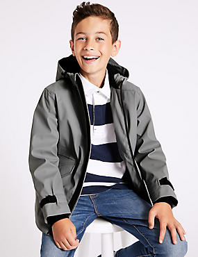 Fisherman Tech Jacket (3-16 Years)