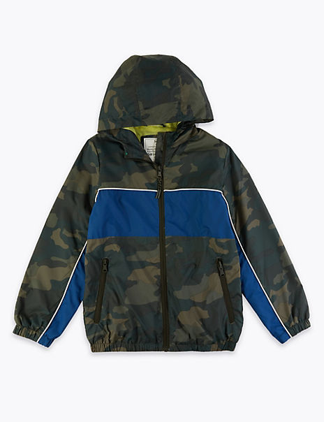 Stormwear™ Camouflage Windbreaker (6-16 Years)