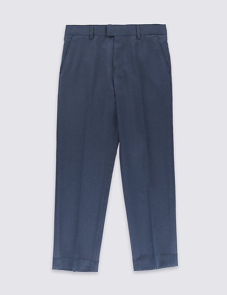 Spot Formal Trousers (3-14 Years)