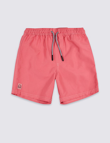 Sustainable Drawstring Swim Shorts (18 Months - 16 Years)