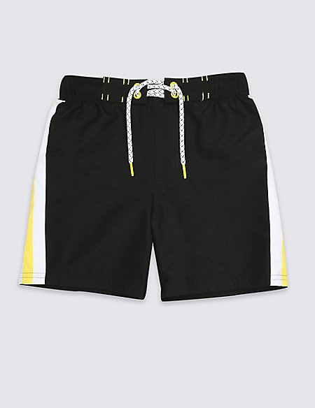 Striped Swim Shorts (3-16 Years)