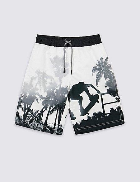 Swim Shorts with Sun Smart UPF50+ (3-16 Years)