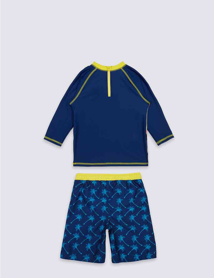 6caf25f3ffdef 3 Piece Despicable Me™ Minions Swimsuit (3-8 Years)