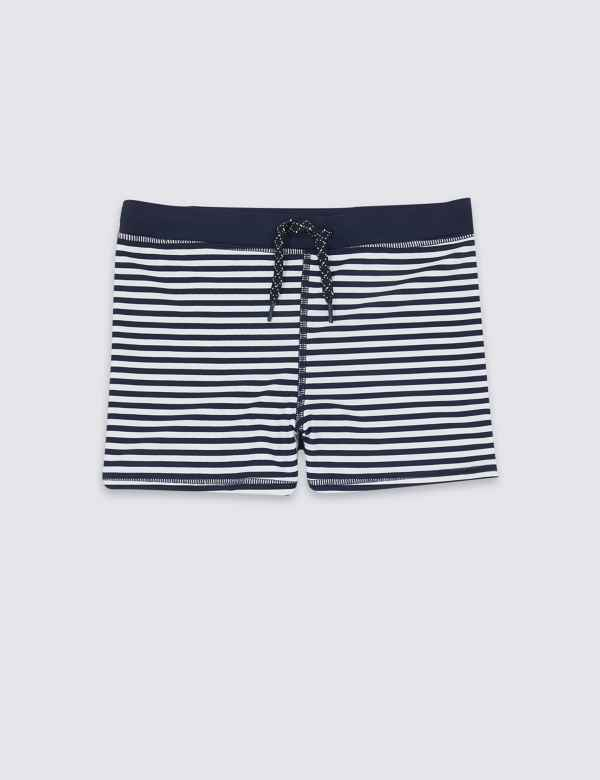 98ea28b02853a Striped Swim Trunks (3-16 Years)