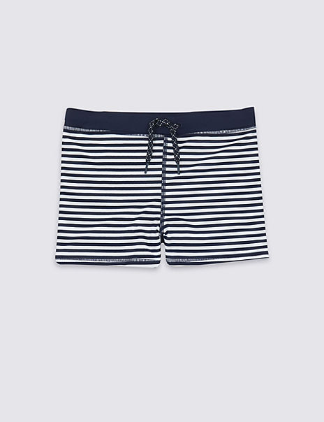 Striped Swim Trunks (3-16 Years)
