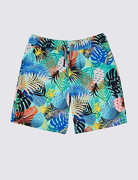 Swim Shorts with Sun Smart UPF50+ (3-16 Years)