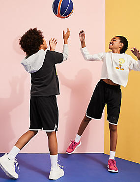 Space Jam: A New Legacy™ Shorts (6-16 Yrs)