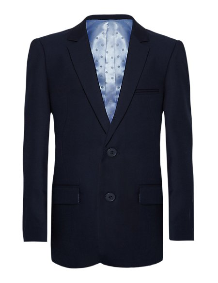 2 Button Blazer with Stormwear+™ (5-14 Years)