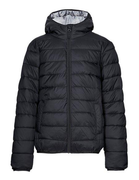 Hooded & Padded Jacket (5-14 Years)
