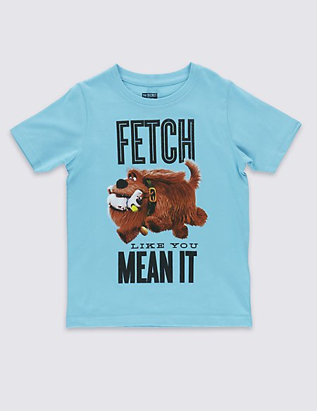 The Secret Life of Pets™ Fetch T-Shirt (1-7 years)