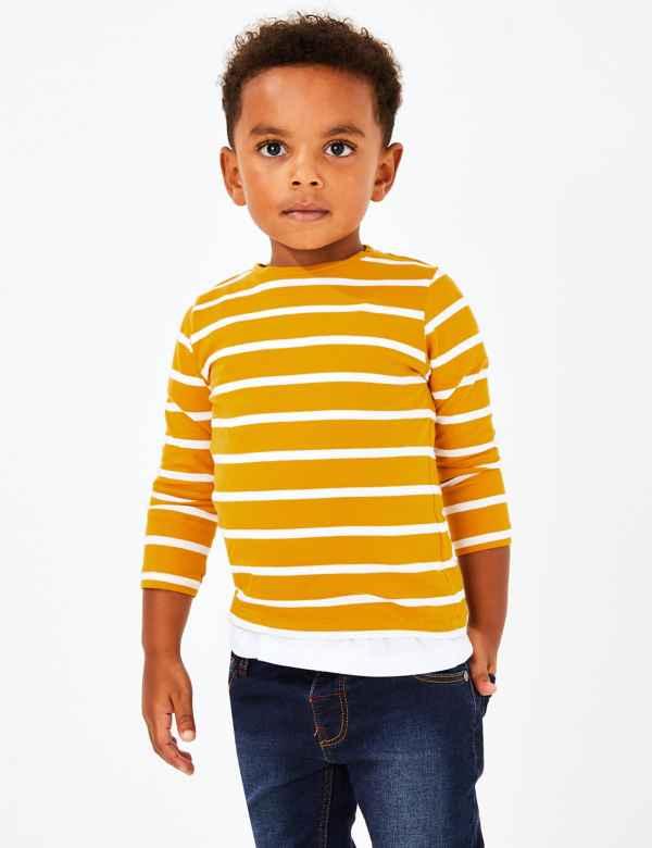 4344244a19c T-Shirts & Polo Shirts   Kids   M&S IE
