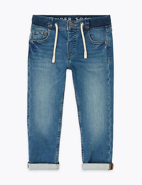 Cotton Rich Skinny Jeans (2-7 Years)
