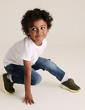 Skinny Fit Comfort Stretch Jeans (2-7 Yrs)