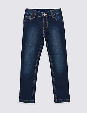 Cotton Rich Jeans (3 Months - 7 years)