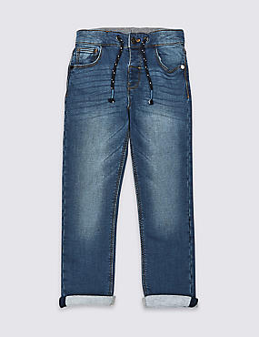 Easy Dressing Jeans (3 Months - 7 Years)