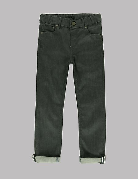 Cotton with Stretch Denim Jeans (1-7 Years)