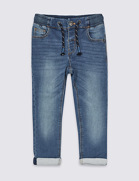 Regular Fit Comfort Stretch Jeans (3 Months - 7 Years)