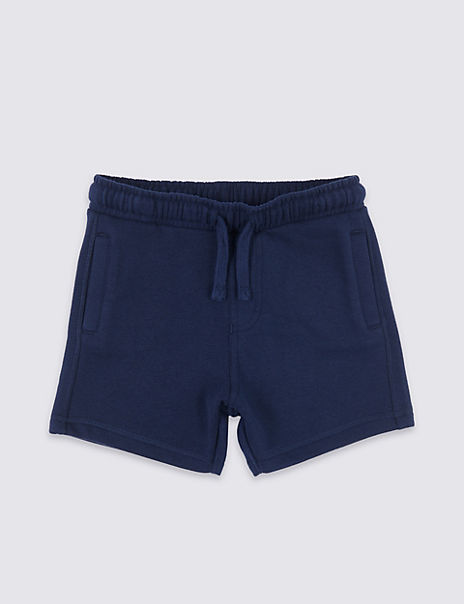 Jersey Shorts (3 Months - 7 Years)
