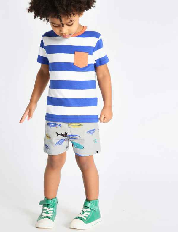 bea800d65d Boys Shorts - Cargo, Chino & Denim Shorts for Boys | M&S