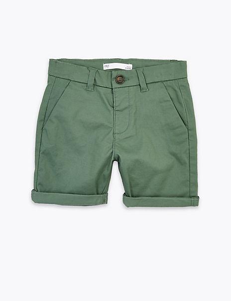 Chino Shorts (2-7 Years)