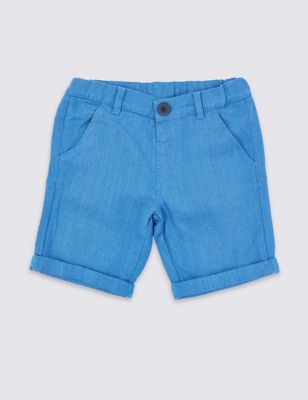 aa39a6cf10 Boys Trousers Jeans & Shorts | M&S
