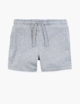 Cotton Jersey Shorts (2-7 Yrs)