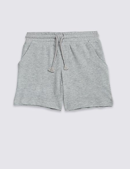 Pure Cotton Shorts (3 Months - 7 Years)