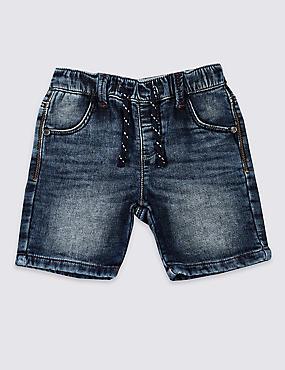 Denim Shorts (3 Months - 7 Years)