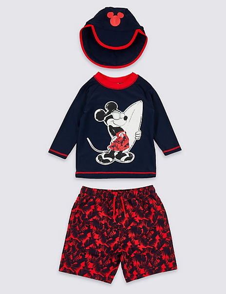 Mickey Mouse™ Swimsuit Set (3 Months - 7 Years)