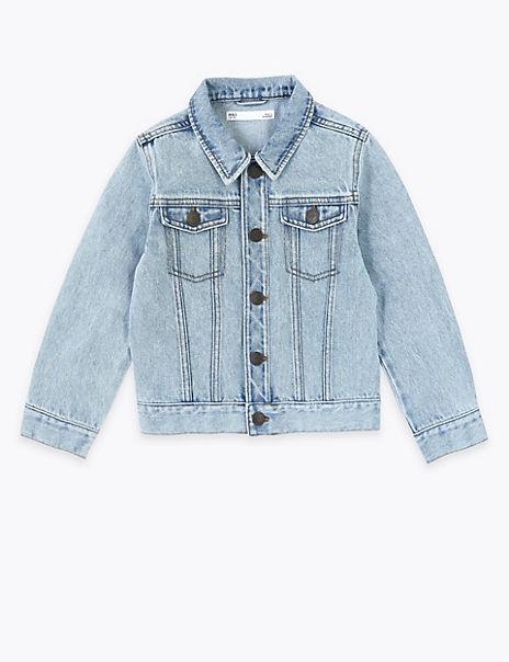 Denim Jacket (2-7 Years)