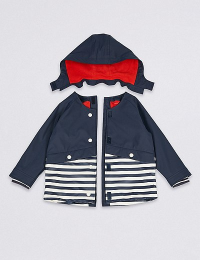 3772d74f82bf Easy Dressing Fisherman Jacket (3 Months - 7 Years)