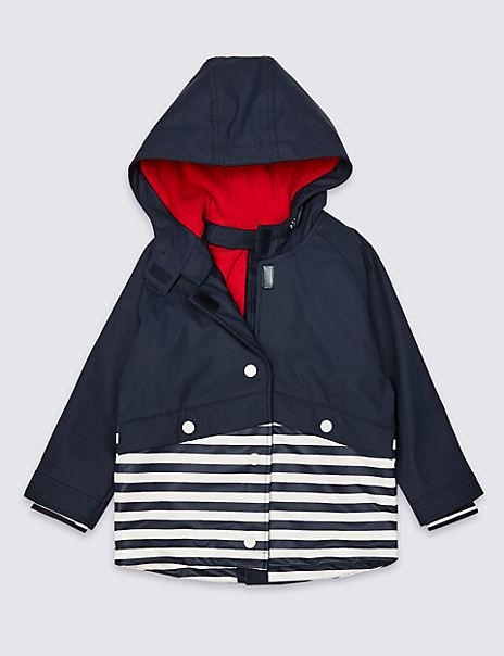 Easy Dressing Fisherman Jacket (3 Months - 7 Years)