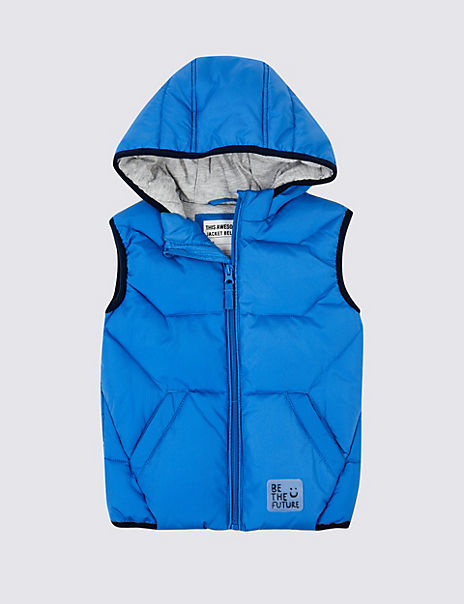Padded Gilet (3 Months - 7 Years)
