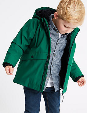 3 in 1 Fisherman Coat (3 Months - 7 Years)