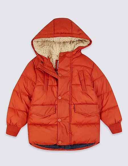 Hooded Parka (3 Months - 7 Years)