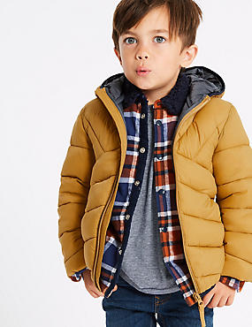 Lightweight Padded Coat (3 Months - 7 Years) f3a1a6340691