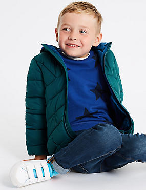 Lightweight Padded Coat (3 Months - 7 Years)