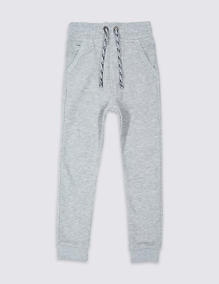 Cotton Rich Joggers (3 Months – 5 Years)