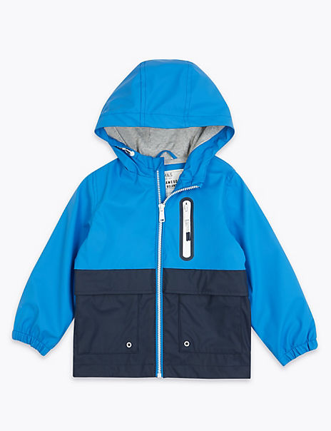 Stormwear™ Hooded Fisherman Jacket (2-7 Years)