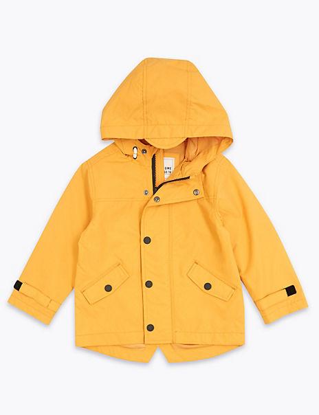 Stormwear™ Hooded Anorak Coat (2-7 Years)
