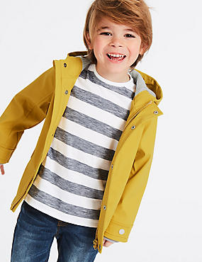 Fisherman Coat (3 Months - 7 Years)