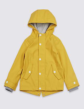 Fisherman Coat (3 Months - 7 Years)