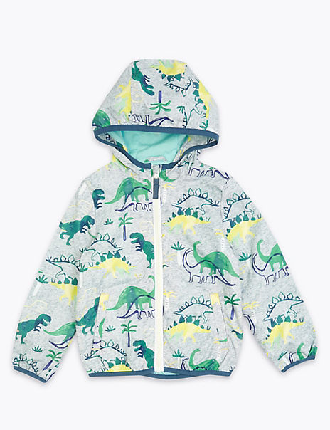 Dinosaur Print Windbreaker (2-7 Years)
