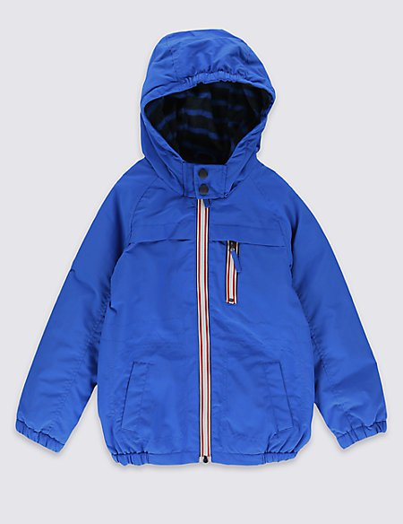 Fleece Lined Anorak Jacket (1-7 Years)