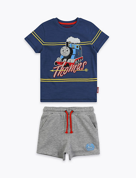 Cotton Rich Thomas & Friends™ Outfit (2-7 Years)