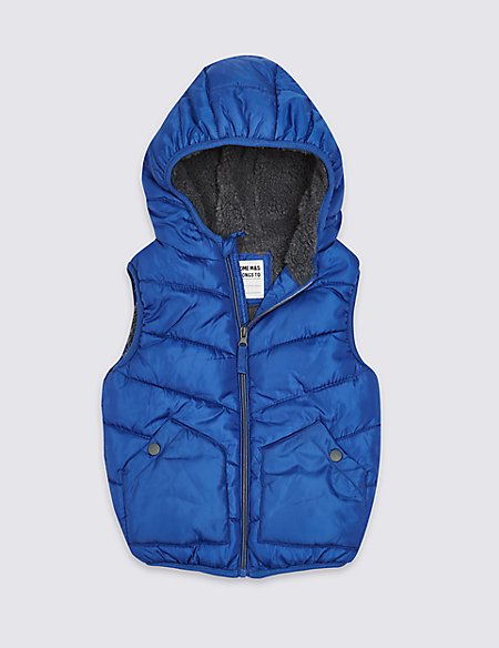 Quilted Gilet (3 Months - 7 Years)