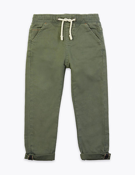 Cotton Rich Cord Trousers (2-7 Years)