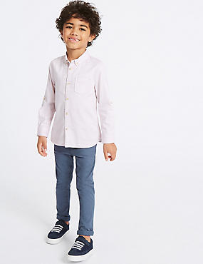 Cotton Chinos with Stretch (3 Months - 7 Years)
