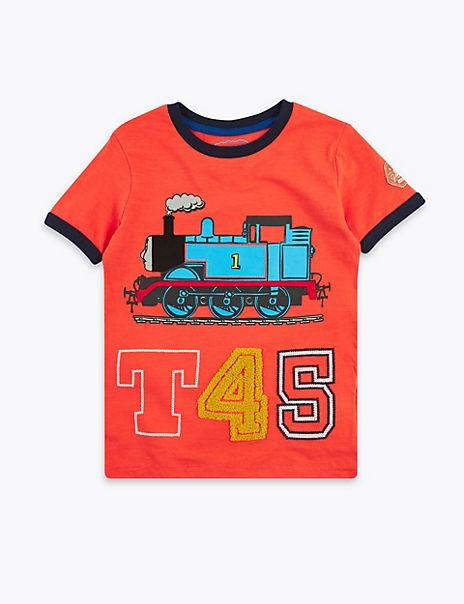 Cotton Thomas & Friends™ T-Shirt (2-7 Years)